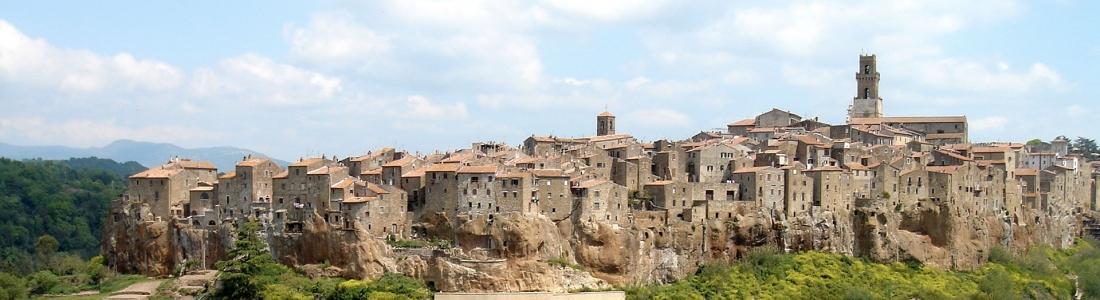 Pitigliano | La piccola Gerusalemme in Toscana