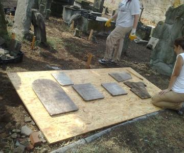 Il cimitero di Viale Ariosto